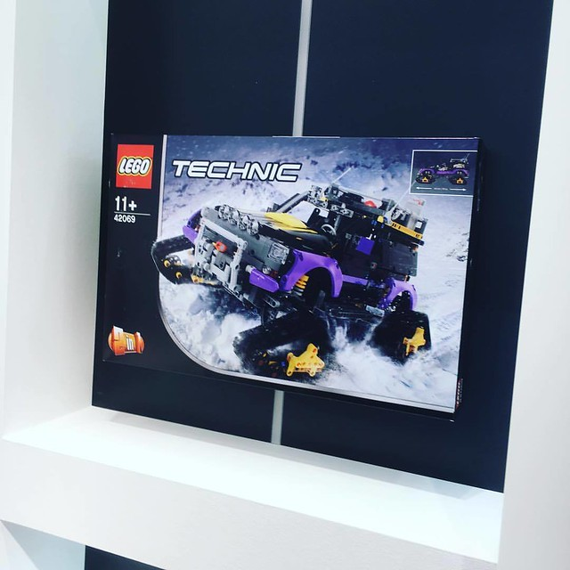 Nürnberg Toy Fair 2017 Technic 2