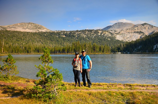 Finally, Elizabeth Lake, Yosemite