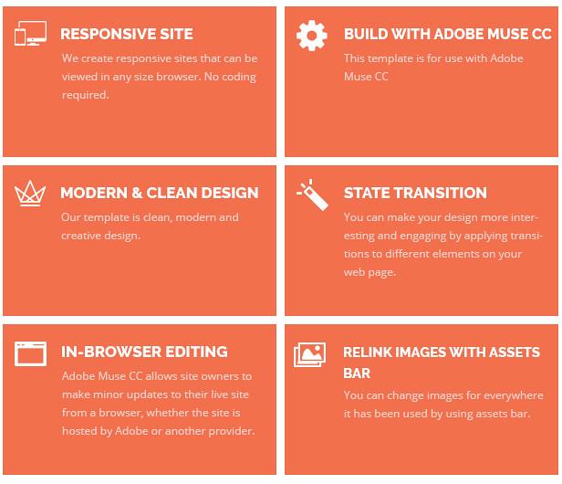 Princi - Responsive Printing Services Web Template - 7