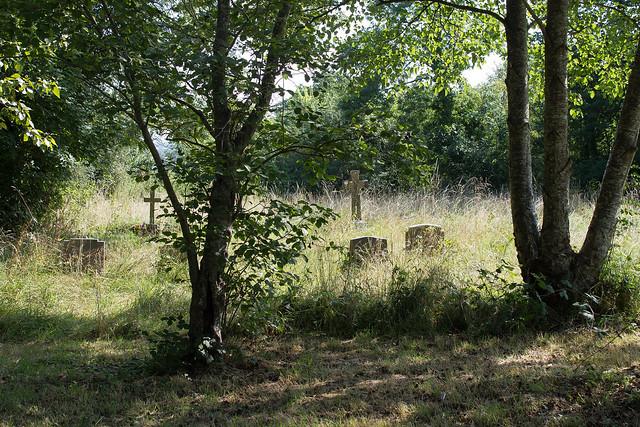 Living Churchyard, Pulham