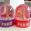 Picking up fun little souvenirs for someone who loves #Paris! ♥♥♥ #EiffelTower #pink #purple