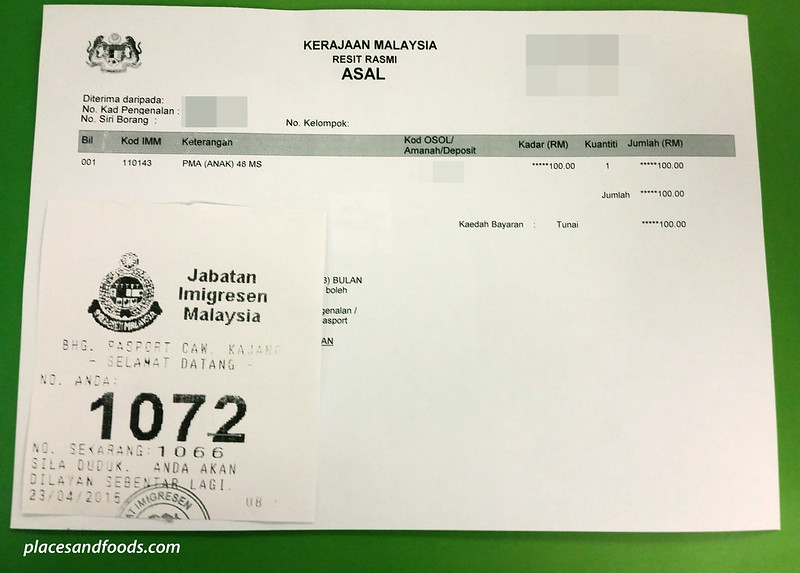malaysian passport utc number