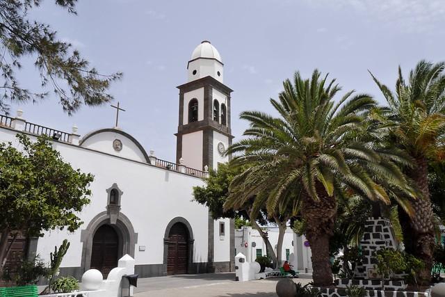 Iglesia de San Gines (Arrecife, Spain)