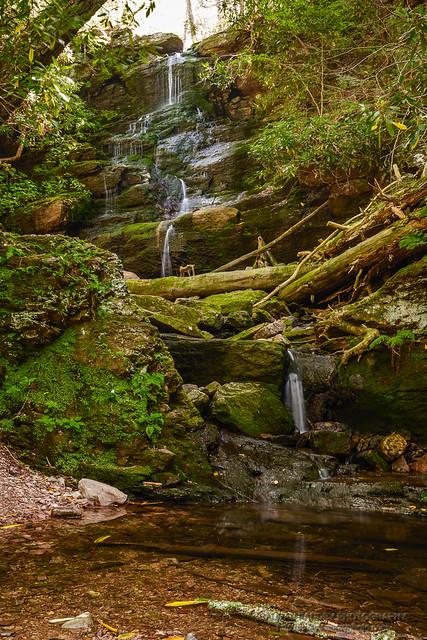 Silver Spray Falls