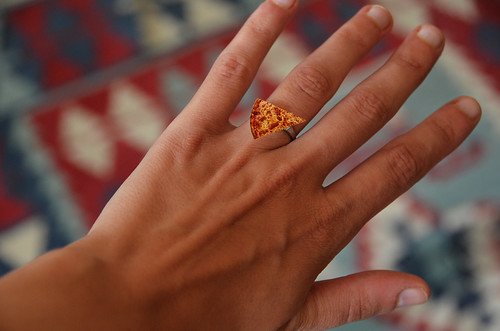 Pizza Ring!