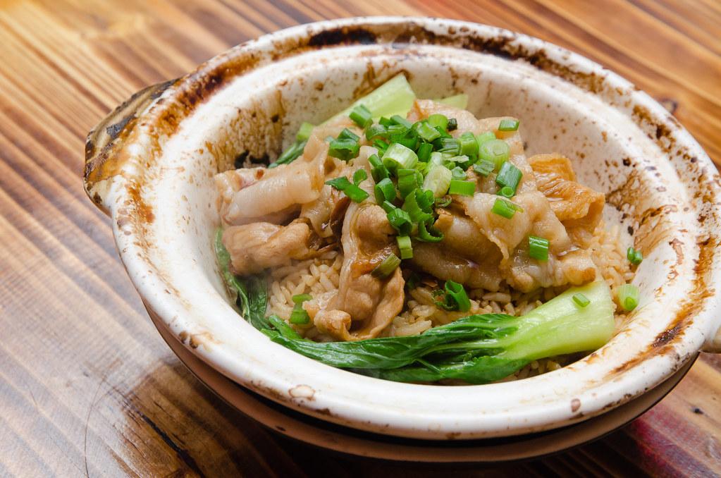 Claypot Braised Pork Belly Slice Rice at Go Rice House, Jaya One, Petaling Jaya