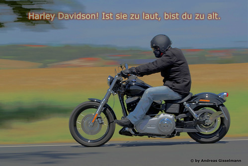 HDR Harley Davidson