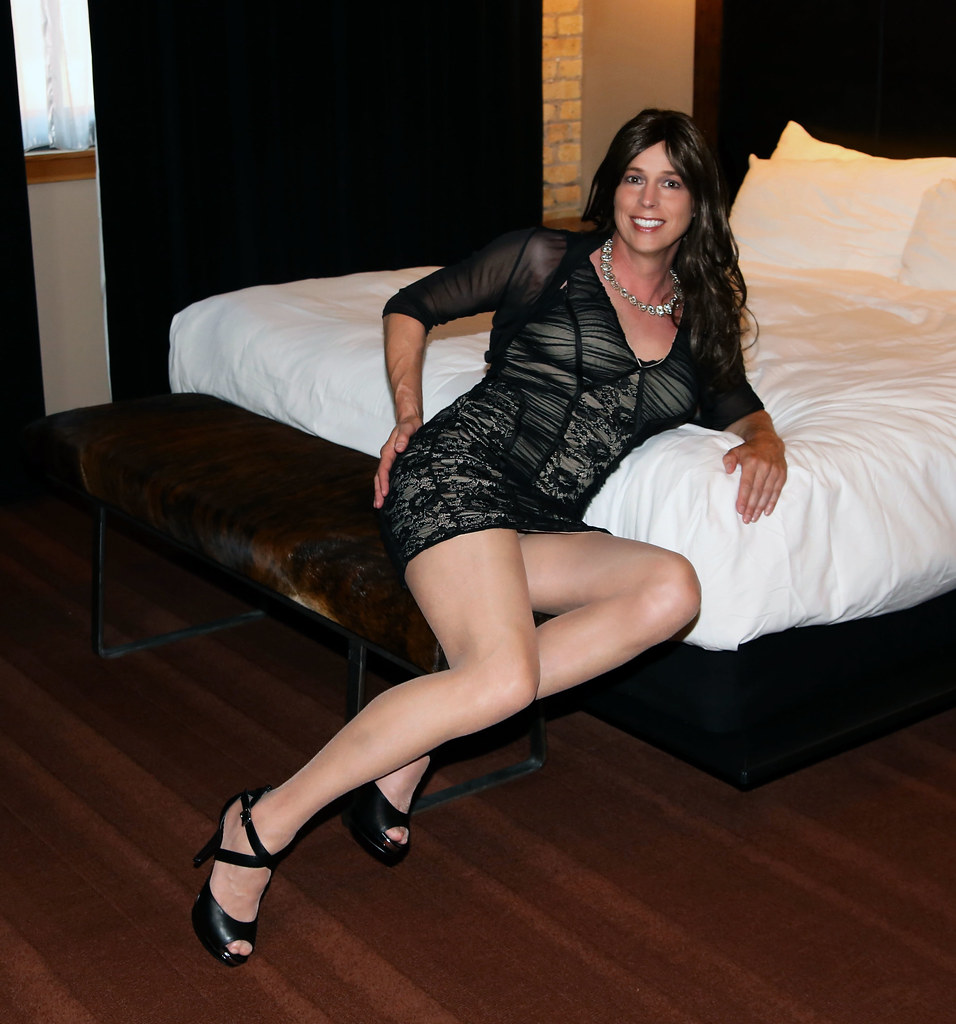 Sexy Crossdresser - a photo on Flickriver