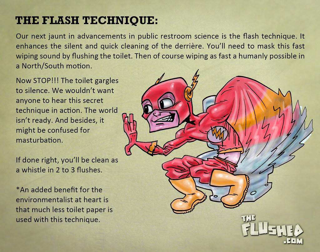 Flash-Technique
