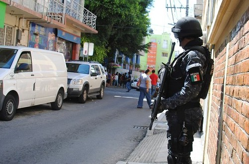 ONG internacional recomienda depurar policía de Guerrero