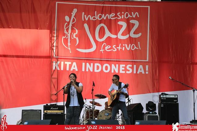 Indonesian Jazz Festival 2015 - Bubu Giri (1)