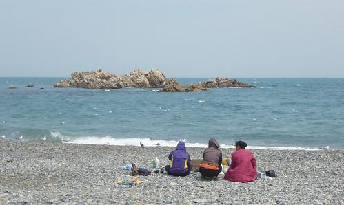 Co-Gyeongju-Côte Est-Daewangam Rock (13)
