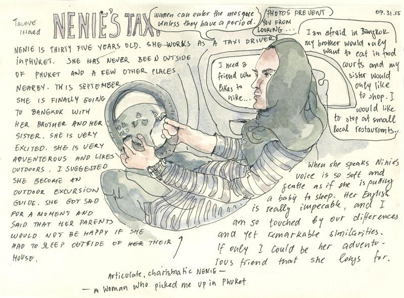 Ninie's Taxi