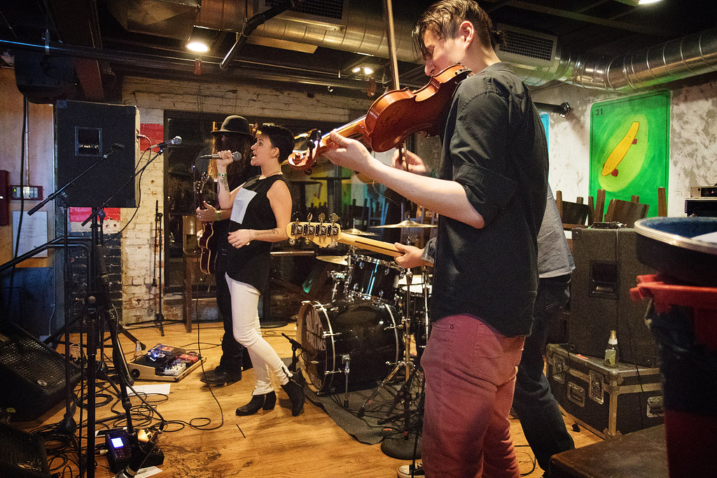 The Sound & Color - UMS 2015