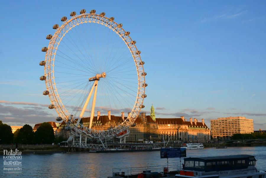 London, Summer 2015