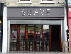 Picture of Suave/Precision Barbers, 36 London Road