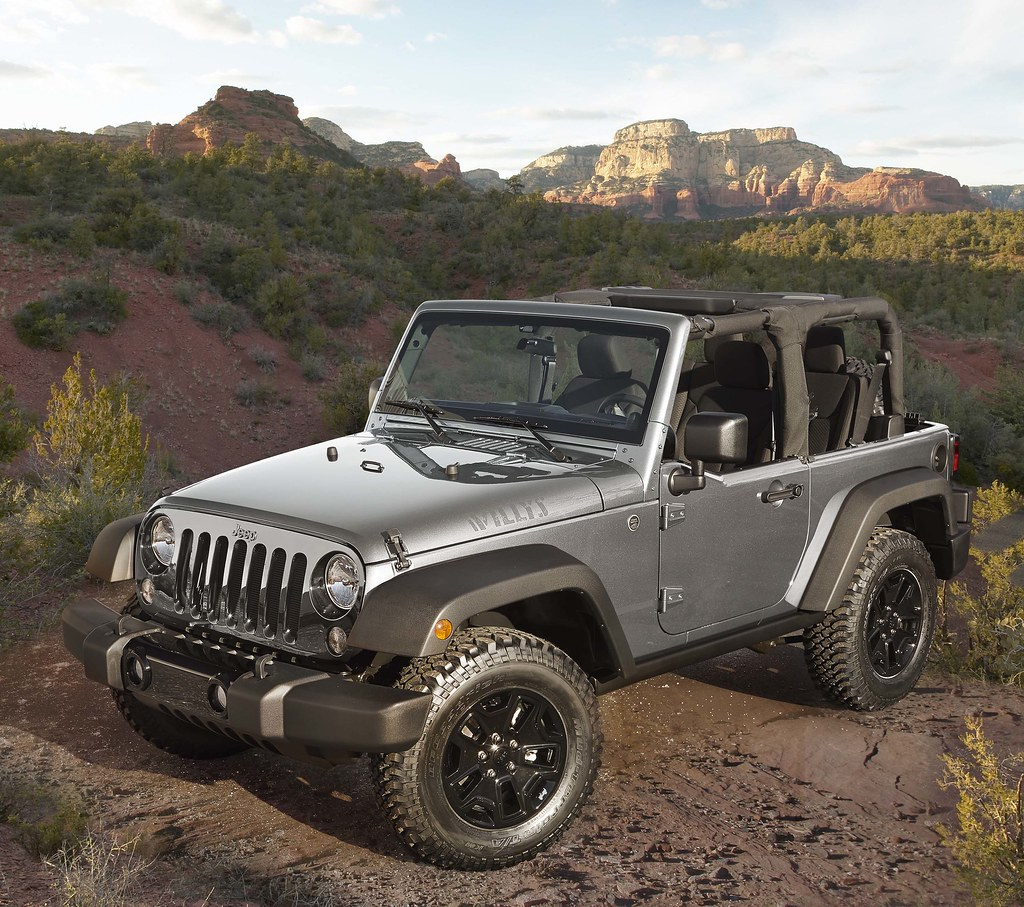 2016 Jeep Wrangler: Rough and Ready for Trailing