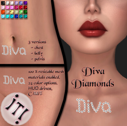 !IT! - Diva Diamonds Image