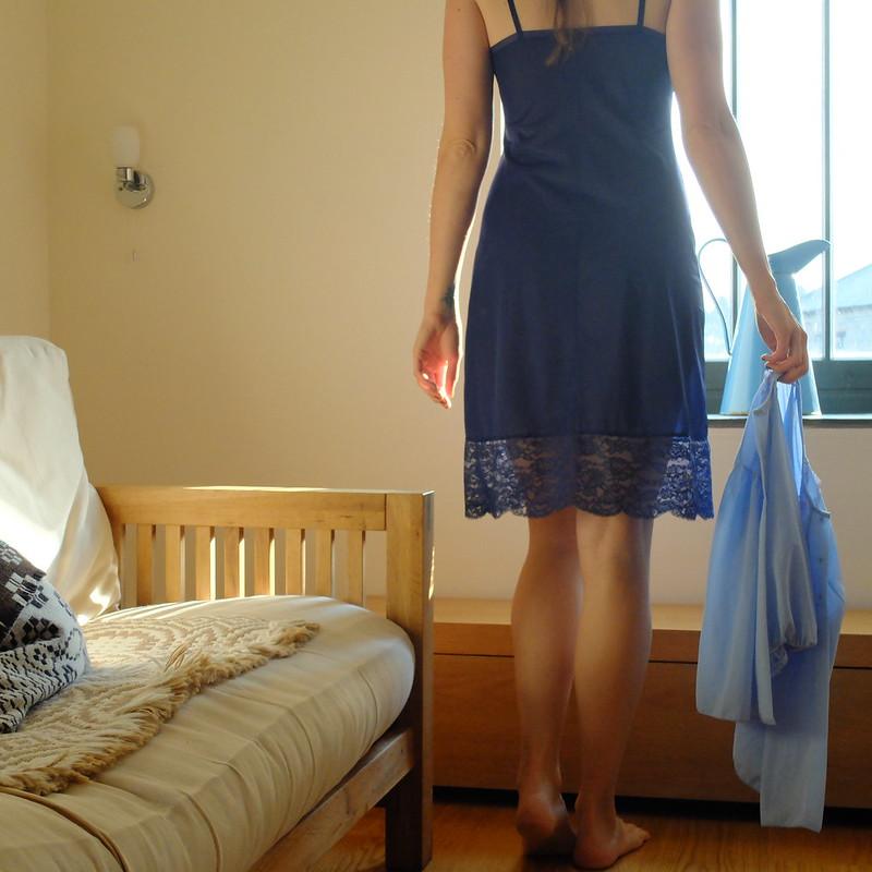 vintage boudoir