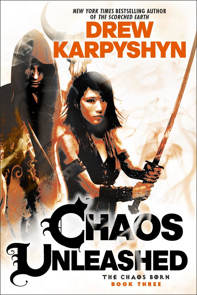 'Chaos Unleashed' by Drew Karpyshyn (reviewed by Skuldren)