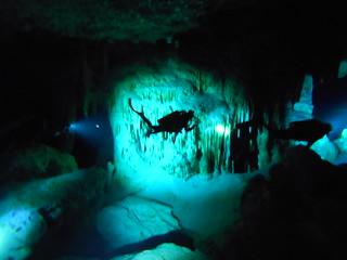 Cenote duiken