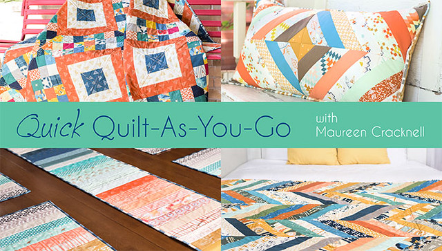 Quick Quilt As You Go