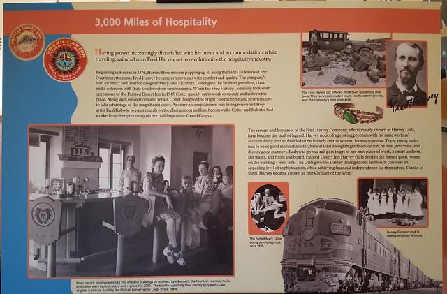 Hospitality along Route 66
