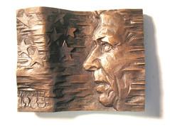 Ronald Reagan medal obverse
