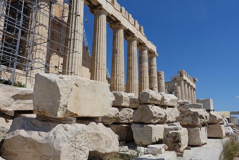 Visiting the Acropolis, 14 September 2015 055