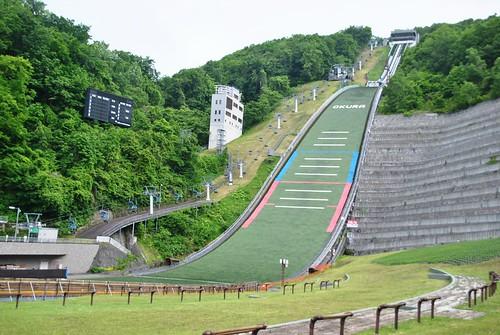 71 Okurayama Ski en Sapporo (12)