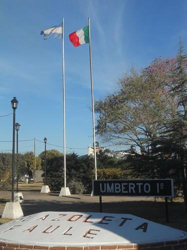 Plaza Faule, Humberto Primo