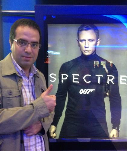 Spectre: aprobado por un fan