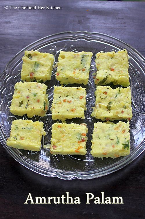 Amrutha Palam | Mor Kali Recipe | Spicy and Tangy Rice Fudge