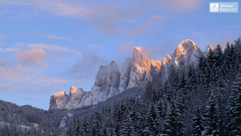 Zendleserkofel (Day 1, H. Route Dolomiten) Dolomiti Italien foto 15