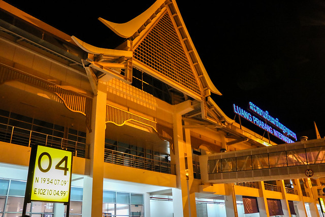 Luang Prabang International Airport ルアンパバーン国際空港