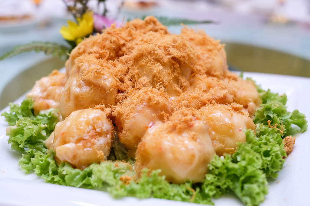 Li Jiang Restaurant: Fried Prawn