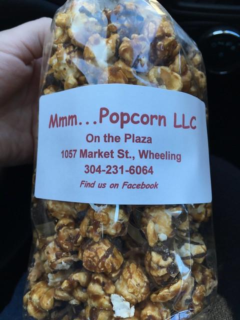 Mmm...popcorn