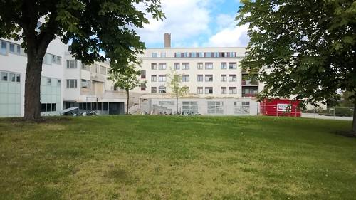 Nybyggnad hus 37, Höglandssjukhuset i Eksjö
