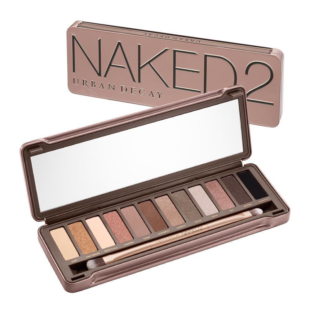 paleta naked 2