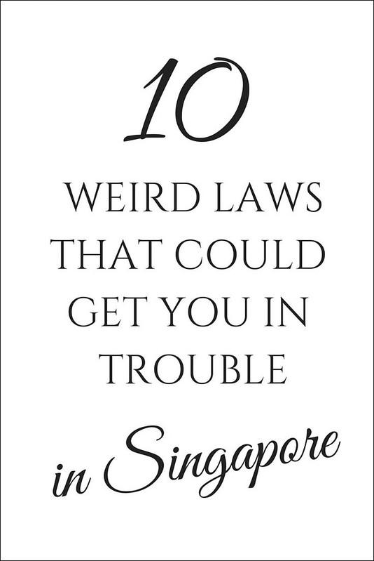 Singapore laws
