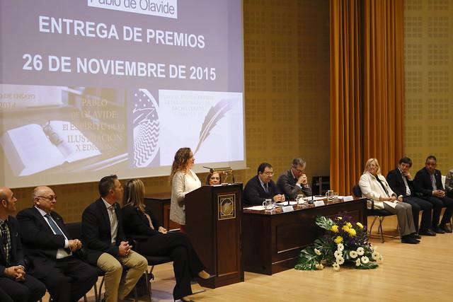 Premios Fundación de Municipios Pablo de Olavide