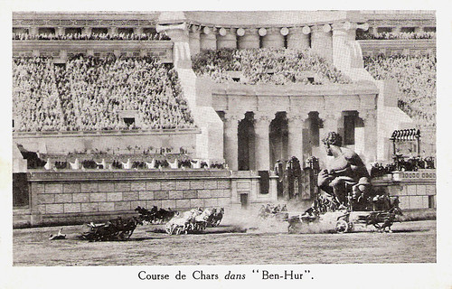 Ramon Novarro in Ben-Hur: A Tale of the Christ (1925)