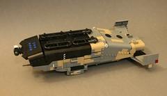 KA-88 Bullshark - Underside