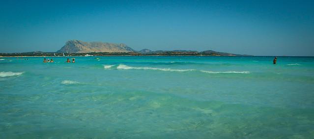 La Cinta Beach (Sardinia), Sony DSC-T33