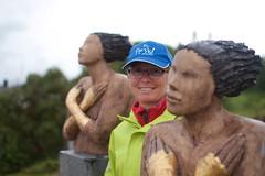 Kystkvinner Ingun Dahlin 2010 + Wenche