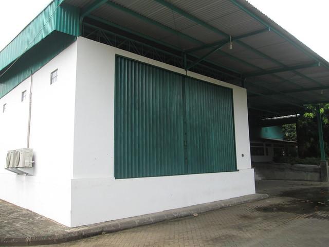 Harga Jasa Kontraktor Konstruksi Baja WF per m2 kg (Job2-2)