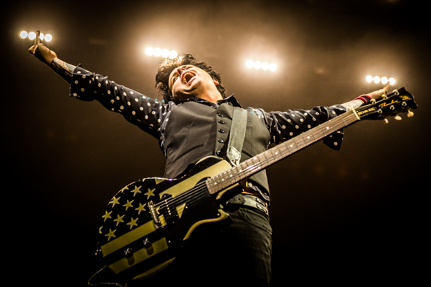 Green Day @ Vorst Nationaal 2017 (Jan Van den Bulck)
