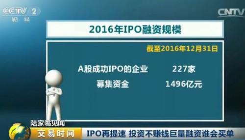 中国平均每天3家公司IPO 如此疯狂能撑多久?