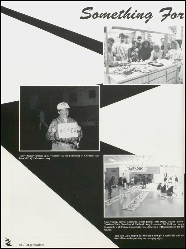 Greenup County Public Libraries 1991 Russell High School Yearbook