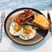 Red Roaster Full English breakfast by lomokev